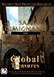 Global Treasures San Gimignano Tuscany, Italy [DVD] [NTSC]