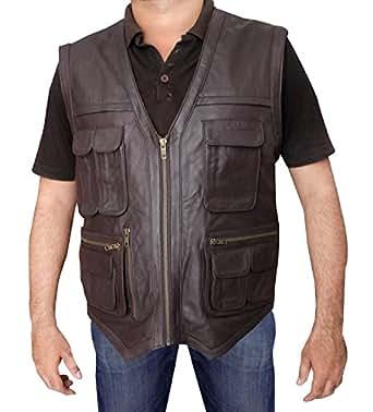 Jurassic World 2015 Chris Pratt Vest (LARGE)