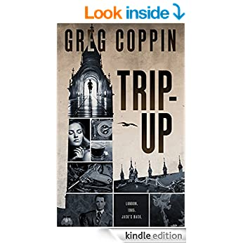 trip up book cover