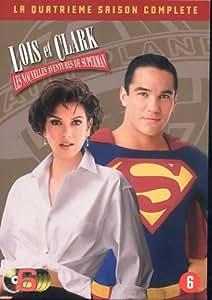 Lois & Clark : L'intégrale saison 4 - Coffret 6 DVD  [Import belge]