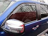 Ford Ranger Mk3/4 2006 - 2012 Wind Deflectors / Rain Shields FRONT SET - INTERNAL FIT -08038