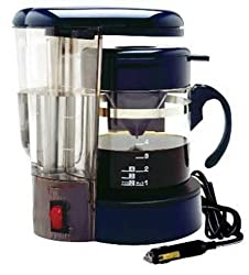 Rally 7271 Portable 12V Coffee Maker by Rally
