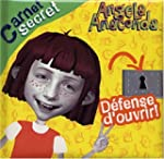 Carnet secret angela anaconda