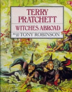 "Cover of ""Witches Abroad (Discworld)"""