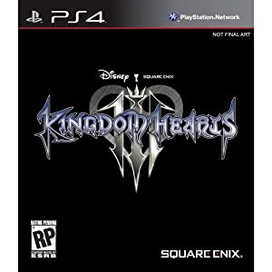 Kingdom Hearts III - PlayStation 4 from Square Enix