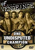 echange, troc WWE Vengeance 2001 - One Undisputed Champion [Import USA Zone 1]