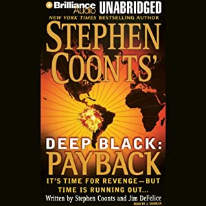 Deep Black: Payback Audiobook
