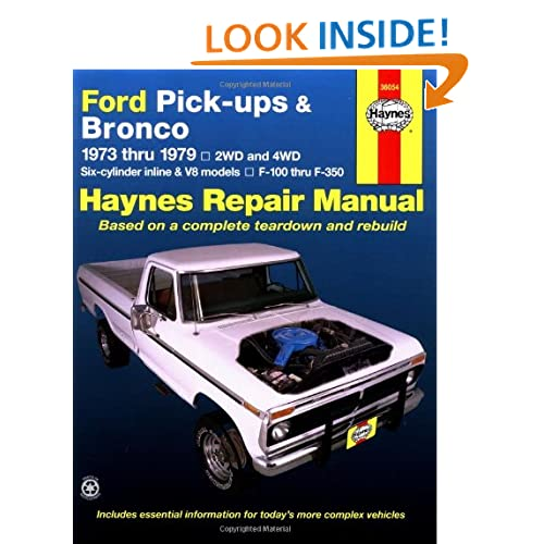 Contents contributed and discussions participated by tracy johnson free ford workshop manual 1973 f100 fandeluxe Choice Image