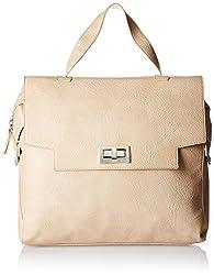 Baggit Women's Handbag (Off-White) (2059061)