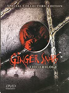 Ginger Snaps - The Trilogy (special Collector's Edition)(Boxset)