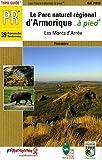 echange, troc FFRandonnée - Le Parc Naturel Régional d'Armorique... à pied : 39 promenades et randonnées dans les Monts d'Arrée