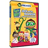 Super Why-Jack & the Beanstalk & Other Story Book [DVD] [Import]
