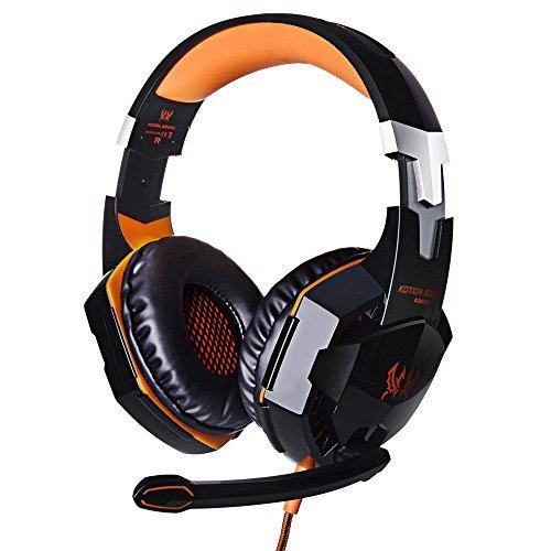 andoer-g2000-auriculare-de-diadema-cerrados-led-usb-35-mm-cuero-color-negro-y-naranja