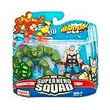Marvel Superhero Squad Series 17 Mini 3 Inch Figure 2Pack Thor & Abomination
