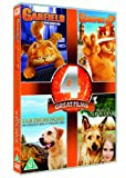 Garfield: The Movie/ Garfield 2/ Far From Home/ Because of Winn-Dixie Box Set [DVD] [1995]