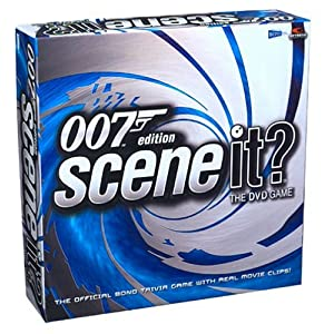 Scene It James Bond!