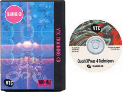 QuarkXPress 4 Techniques Training CD