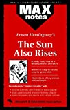 Sun Also Rises, The: (MAXNotes Literature Guides) (0878910492) by Hunter-Gillespie, Connie