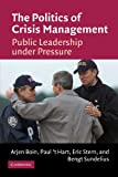 img - for The Politics of Crisis Management: Public Leadership Under Pressure book / textbook / text book