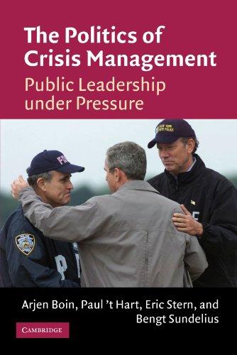 The Politics of Crisis Management: Public Leadership...