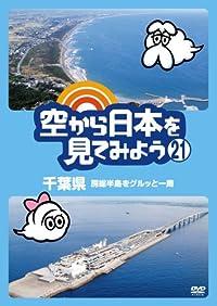 空から日本を見てみよう(21) 千葉県 房総半島をグルッと一周 [DVD]