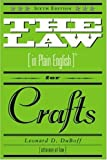 The Law in Plain English for Crafts