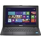 Asus X200CA-HCL1104G 11.6 inch Touch Screen Laptop (Windows 8, 4GB Memory, 320GB Hard Drive, Black)