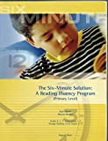 img - for The Six-Minute Solution: A Reading Fluency Program (Primary Level) book / textbook / text book
