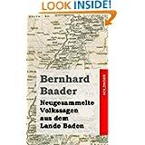 Neugesammelte Volkssagen aus dem Lande Baden (Zeno.org) (Volume 2) (German Edition)