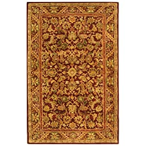 Antiquities Mashhad 80440 Multi Wilton Woven 100% Nylon Shaw Rugs