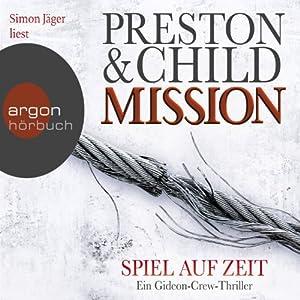 Mission: Spiel auf Zeit (Gideon Crew 1) Hörbuch