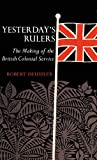 img - for Yesterday's Rulers by Robert Heussler (1963-02-01) book / textbook / text book
