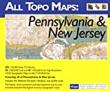iGage-All-Topo-Maps-Pennsylvania-New-Jersey-Map-CD-ROM-Windows