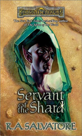 Image for Servant of the Shard (Paths of Darkness)