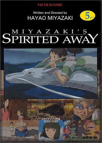Spirited Away, Vol. 5