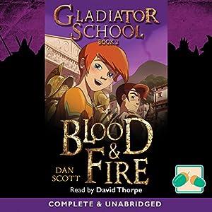 Gladiator School Book 2 Hörbuch