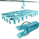 Hangerworld Large 42 Peg Plastic Clot...