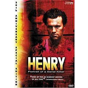 Click to buy Scariest Movies of All Time: Henry: Portrait of a Serial Killer (20th Anniversary Special Edition) from Amazon!