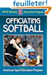 Officiating Softball