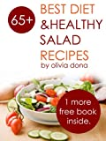 diet vegan recipes kindle books-healthy salad recipes book for healthy life-from diet kindle cookbooks collection