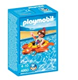Playmobil 4860 Girl with Swimming Ring