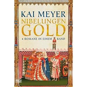 eBook Cover für  Nibelungengold 4 Romane in einem Band 4 Romane in einem Band Der Rabengott Das Drachenlied Der Zwergenkrieg Die Hexenk ouml nigin