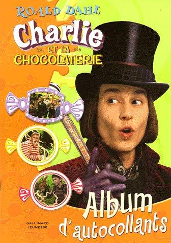 Charlie et la chocolaterie : Album d'autocollants PDF