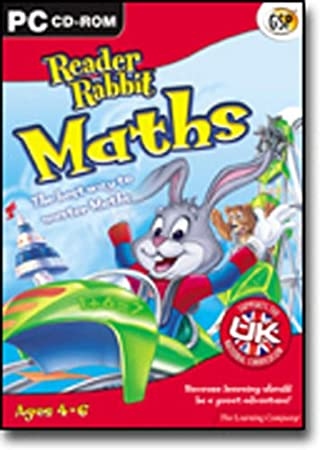 Reader Rabbit Maths 4-6 years