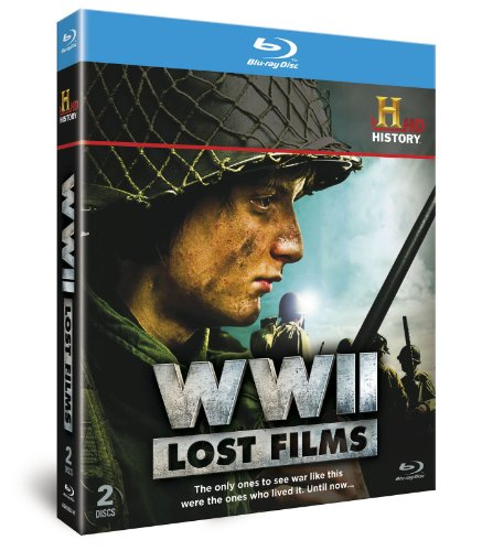 World War II: Lost Films (WWII in HD) [Blu-ray][Region Free]