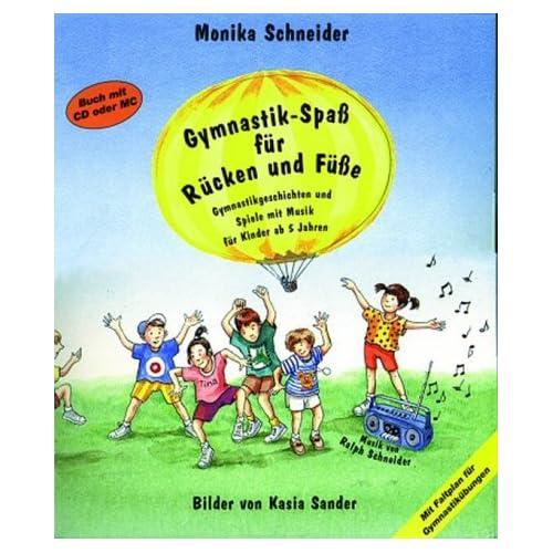 Gymnastikgeschichten und spiele mit musik für kinder ab 5 jahren