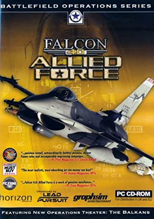 Falcon 4.0 Allied Forces