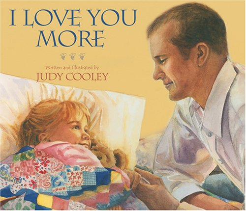 I Love You More Review. A wonderful book. I can see this one quickly