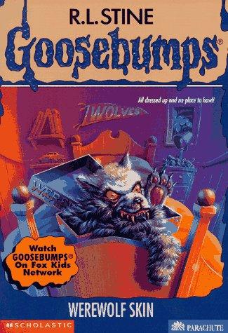 Werewolf Skin (Goosebumps, No 60)