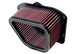 K&N SU-1399 Suzuki High Performance Replacement Air Filter by K&N